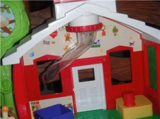 Wonder Pets Talking School House Adventure Playset Lot Fly Boat