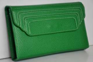 Simple Fashion Embossed Leather Women Clutch Wallet Handbag Bag Totes