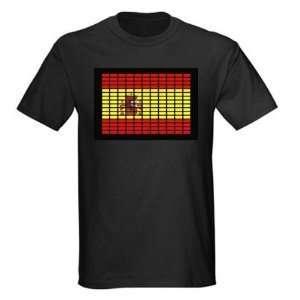 Disco Dancer GADGET LED Light Flash EL T Shirt (4*AAA) 1265266