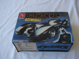 AMT ERTL BATMAN BATMOBILE MODEL KIT # 6877 1/25 NEW