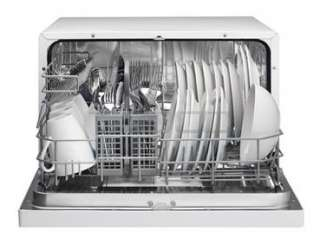 DANBY ENERGY STAR COUNTERTOP PORTABLE DISHWASHER 6 PLACE SETTING