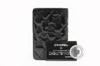MPRS CHANEL A40120 NO.5 BLACK PATENT WALLET