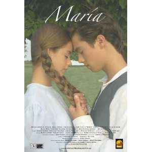 Maria Poster Movie Puerto Rico 11 x 17 Inches   28cm x 44cm Vladimir