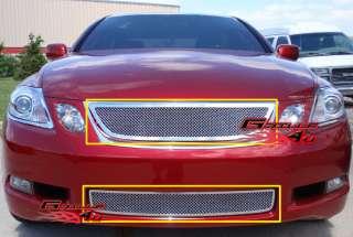 05 07 Lexus GS 300/GS 350/GS 430 Mesh Grille Combo