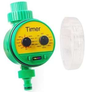 Electronic Water Timer Garden Plant Watering Patio, Lawn & Garden