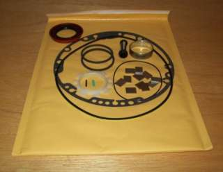 700R4 4x4 Transmission Pump Rebuild Kit with gasket
