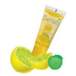 Everyuth Lemon Face Wash   100% Soap Free Facial Gel with
