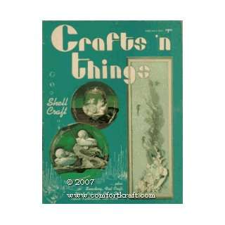 Crafts n things, Vol 3 N 1 Editor Kay Dougherty Books
