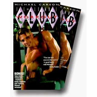 Club Workout W/Manual & Cass [VHS] Michael Carson Movies & TV