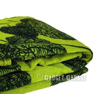60x80 Soft Fleece Throw Plush Microfiber Blanket Elm Tr