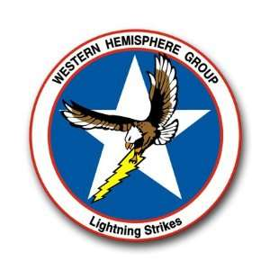 US Navy Western Hemisphere Group Squadron Decal Sticker 3