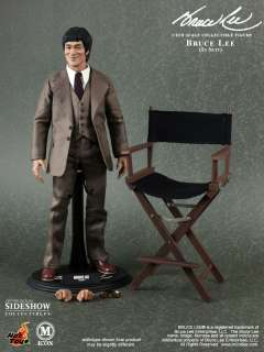 BRUCE LEE 70s SUIT VERSION HOT TOYS FIGURE IN STOCK