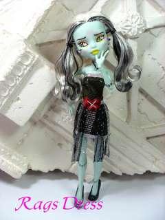OOAK Monster High Cinder Frankie doll Custom by MMD ~