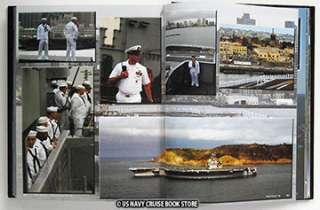 USS JOHN STENNIS CVN 74 WESTPAC CRUISE BOOK 2004