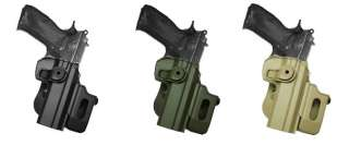 IMI Defense Holster For CZ 75/75B COMPACT/75B With Detachable Magazine