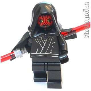 SW638 Lego Star Wars Darth Maul Custom Minifigure NEW