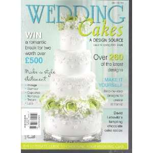 Wedding Cakes Magazine (Issue 42 2012) Various Books