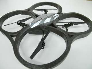 Parrot AR.Drone Quadricopter Controlled by iPod touch, iPhone, iPad