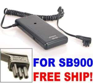 Flash Power Battery Pack For Nikon SB900 SB 900 SD 9A