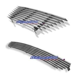 Mustang Stainless Steel Billet Grille Grill Combo Insert Automotive