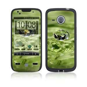 Water Drop Protective Skin Cover Decal Sticker for HTC Droid Eris Cell
