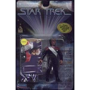 4.5 Lt. Commander Worf, Strategic Operations Officer