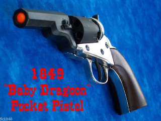 Replica Gun Wells Fargo Pocket Pistol Baby Dragoon Nkl
