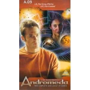 Andromeda [VHS] Kevin Sorbo, Lisa Ryder, Lexa Doig