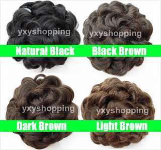 1Pcs New Fashion Korean Young Girl Bud Synthetic Wig Hairpiece