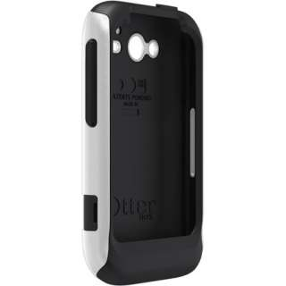 OtterBox Commuter Case for HTC Wildfire S , Black / White, New In