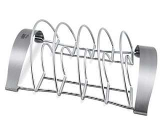 Weber Stainless Steel Rib Rack #6453