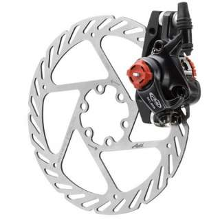 2012 Avid BB7 Disc Brake, 180mm, Front or Rear, Mtn 710845670527