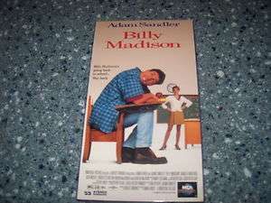 BILLY MADISON with Adam Sandler going back to school WAY BACK great