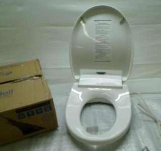 S900 EW Swash 900 Advanced Bidet Elongated Toilet Seat, White