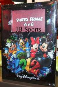Minnie Donald Goofy & Pluto Walt Disney World Photo Album