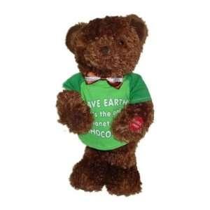 Chantilly Lane Animated Singing Dancing Chocolate Bear