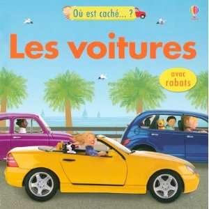 VOITURES  LES (9780746092569): Renee Chaspoul Felicity Brooks: Books