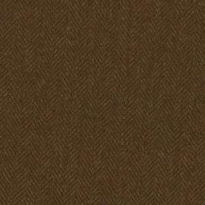 60 Wide Designer Heavy Weight Wool Suiting Chestnut
