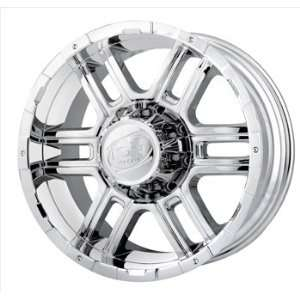 Alloy Ion Style 179 18x9 Chrome Wheel / Rim 5x135 with a 12mm Offset