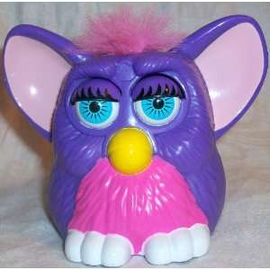 Happy Meal Furby Baby, 5 Purple and Pink Doll Toy: Toys & Games