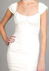NICOLE MILLER SHIRE BRIDAL WEDDING GOWN 10 $1600 HG0016