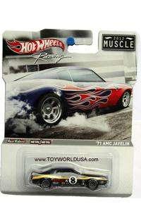 2012 Hot Wheels Racing Muscle 1971 AMC Javelin AMX