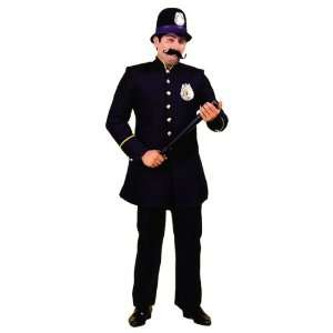 Keystone Cop Costume Large: Home & Kitchen