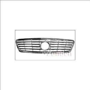 Trim Chrome OEM Style Grille 01 04 Mercedes Benz C200 Automotive