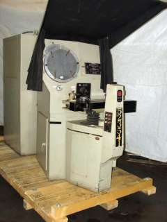 14 Jones & Lamson Epic 114 Optical Comparator 1980