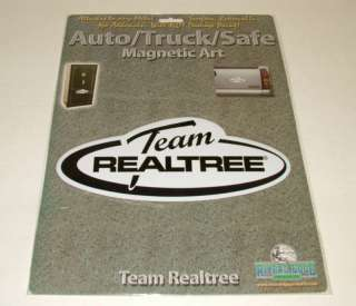 Team Realtree Magnetic Decal   Auto / Truck / Gun Safe |