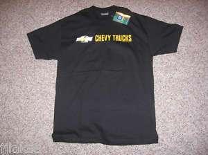 NEW Chevy Trucks T Shirt Chevrolet Logo Bow Tie