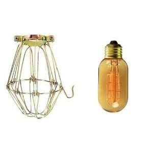30 Watt Vintage Marconi Radio Type Filament Light Bulb and