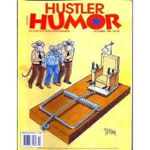 HUSTLER HUMOR 10/96 (OCTOBER 1996): HUSTLER MAGAZINE: Books