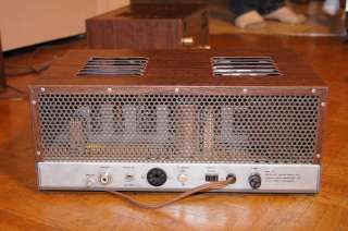 Browning Laboratories Golden Eagle MK III Tube Base Station